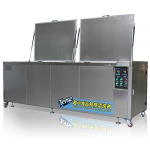 Tense Double Tanks Industrial Cleaning Machine with Ultrasonic (TS-S3600) pictures & photos