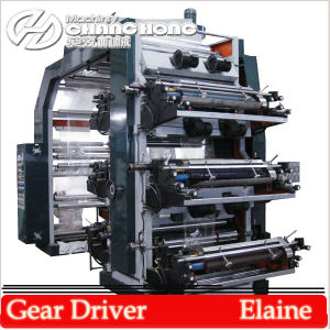 Shopping Bags Printing Machine 6colors pictures & photos