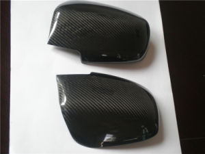 Carbon Fiber Door Mirror Cover for Suzuki Swift 2005-2008 pictures & photos