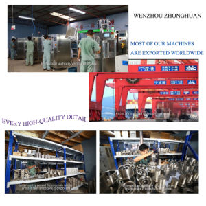 Multi-Head Anticorrosive Filling Machine (Zh-Ff) pictures & photos