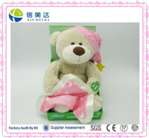 Musical Plush Doll Cute Electronic Teddy Bear Plush Toy pictures & photos