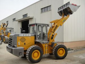Wheel Loader Xj935II Small Loader for Sales pictures & photos
