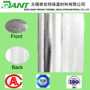 Heat Resistant Reflective Woven Aluminium Foil for House Wrap pictures & photos