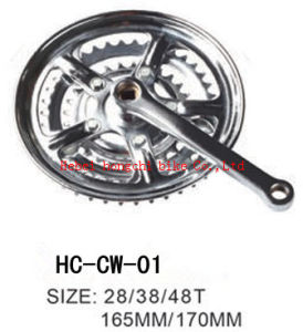 Chain Wheel & Crank Hc-Cw-01 pictures & photos