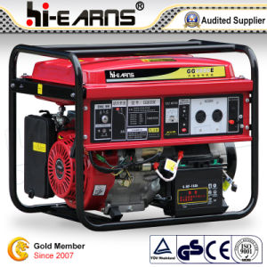 5kw Petrol Generator Gasoline Generator (GG6000E) pictures & photos