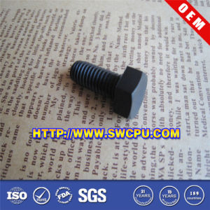 Industrial Component Plastic Fastener Bolt Nut (SWCPU-P-N630) pictures & photos