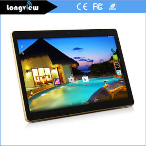 10.1 Inch 3G Phone Calling IPS Screen Mini PC Tablet with Dual SIM Card WCDMA 850/2100 GPS FM pictures & photos