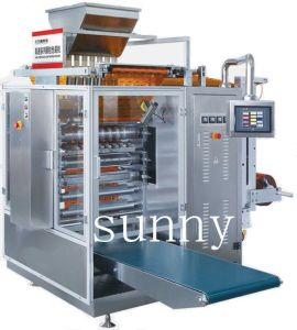 Sachet Coffee Filling Machine