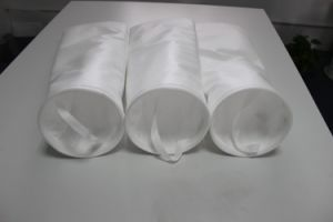 0.5 Micron Multilayer High Efficiency Polyester Liquid Filter Bag pictures & photos