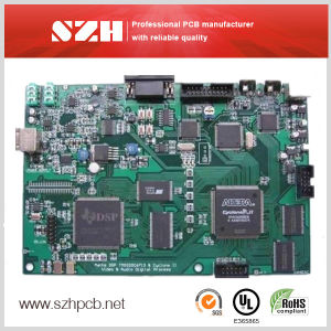 Printed Circuit Board 2 Layers HASL PCB pictures & photos