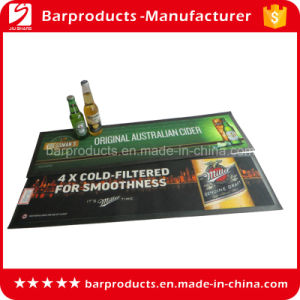 High Quality Beer Bottle Anti Slip Counter Rubber Bar Mat