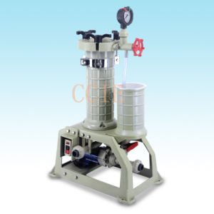 Filter Capacity 15L/Min Plating Filter for Plating Industry Export Made in China Hgf-1001