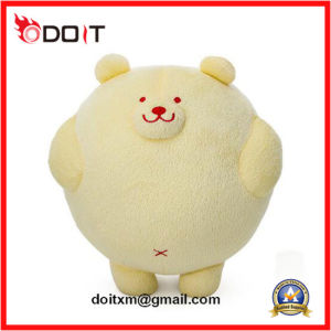 Cute Fat White Bear Plush Stuffed Animal pictures & photos