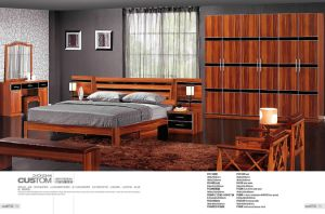 Modern Living Bedroom Furniture Door Wardrobe