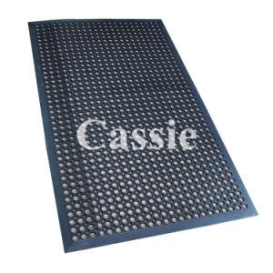 Supply Anti-Slip Rubber Mat Drainage Rubber Mat Rubber Mat for Kitchen Oil Resistance Rubber Mat pictures & photos
