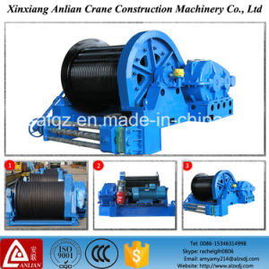 Jm1.5 Electric Capstan, Power Winch, Electric Winch pictures & photos