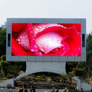 LED Display Board P10 Outdoor pictures & photos