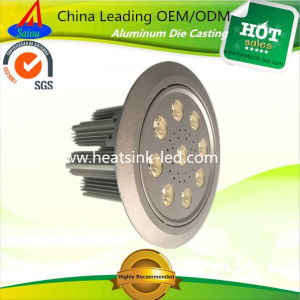 Heat Sink Housing LED Radiators for Ceiling Light pictures & photos