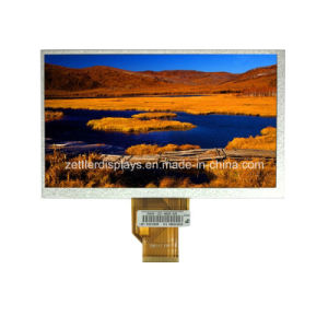 """7"""" TFT LCD, Resolution 800X480 with Good Viewing Angles: ATM0700d8a pictures & photos"""