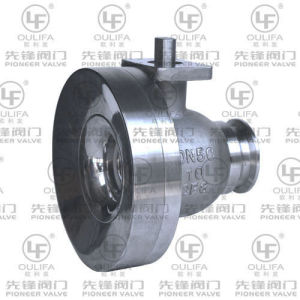 Cavity Filler Bottom Ball Valve (GQ8C1F) pictures & photos