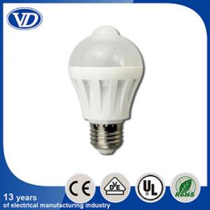 5W/7W Motion Sensor Lights E27 LED Bulb pictures & photos