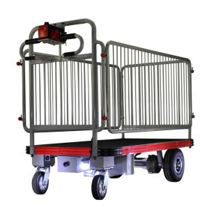Electric Cart with Fence (400W Motor DH-C400B) pictures & photos