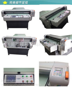 Industrial Digital Printer Machine for PU Leather Glass Textile Canvas EVA Metal Wood pictures & photos