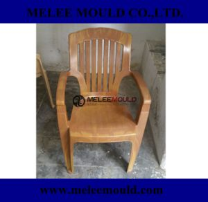 Plastic Patio Garden White Chair Mould pictures & photos