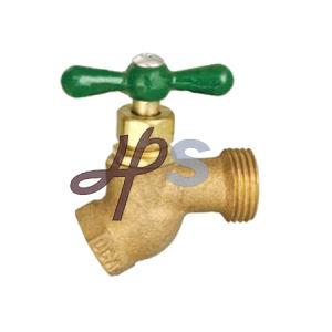 Fip X Hose Sediment Faucet Garden Valve Brass Angle Boiler Drain Valve pictures & photos