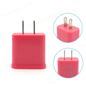New AC/EU Plug Mini Wall Charger Power Dual USB Adapter for iPhone 6 pictures & photos