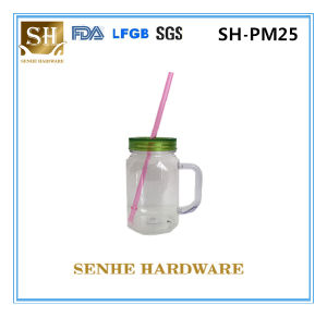 Tumbler 12oz with Straw, Plastic Tumbler for Milk, Clear Tumbler Cups pictures & photos