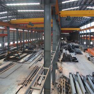 Construction Low Cost Workshop Steel Building pictures & photos