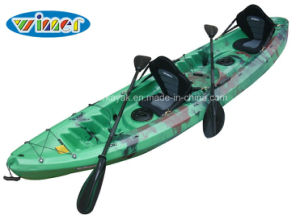 Double Person Plastic Fishing Kayak (NEREUS I) pictures & photos