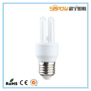 2u 3W Energy Saving Lamp pictures & photos