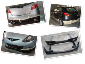 PU Plastic Body Kits for Mazda 2 Sport 2008+ pictures & photos