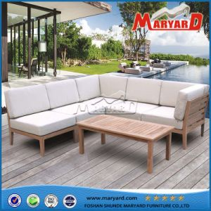 Wood Furniture Teak Sofa Wood Sofa pictures & photos