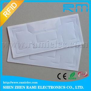 Custom UHF RFID Windshield Tag Car Sticker