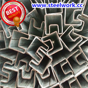ERW Welded Special Section Steel Pipe (T-07) pictures & photos