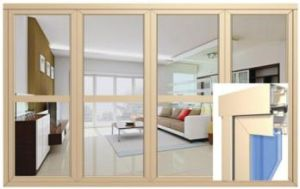 New Excellent Aluminum Swing/Casement Window pictures & photos