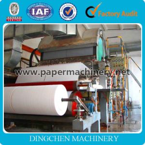 2880mm Sanitary Toilet Tissue Paper Making Manufacturing Machine Price pictures & photos