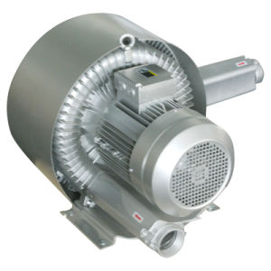 4kw Side Channel Blower with Double Stage Three Phase (720H27) pictures & photos