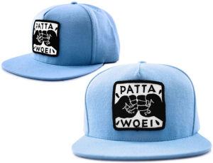 Cool Plain Custom Embroidery Snapback Hats Hip Hop Cap pictures & photos