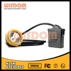 Underground Head Lamp for Miners, LED Mining Lamp pictures & photos