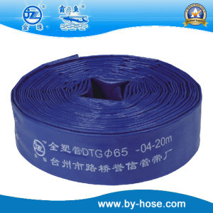 High Flexible Durable Water Pump Flat Hose pictures & photos