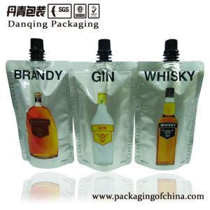 Danqing Printing Bag Stand up Pouch Cocktail Packaging pictures & photos