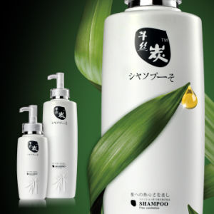 Qst Green Tea Essence Anti-Dandruff Shampoo for Daily Use pictures & photos