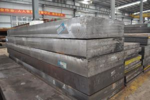 Hot Rolled 20mnsi 20crmnmo Alloy Steel Plate for Structure pictures & photos