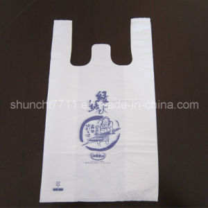 Biodegradable Plastic Shopping Bag pictures & photos