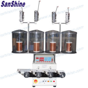 Obverse Four Spindles Automatic Coil Winding Machine (SS864) pictures & photos
