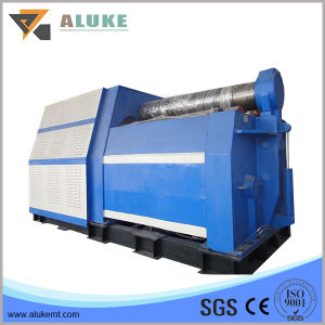 SGS Certificate Hydraulic 3-Roller Plate Roll Machine pictures & photos